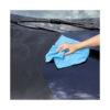 Toalha limpeza automóvel e bolsa