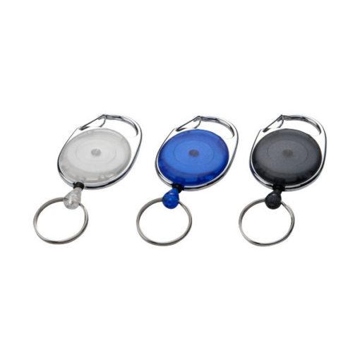 """Porta-chaves com clipe extensível """"Gerlos"""""""