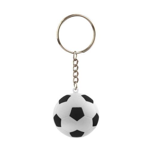 "Porta-chaves em forma bola futebol ""Striker"""
