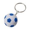 Porta-chaves em forma bola futebol