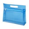 Nécessaire em plástico transparente