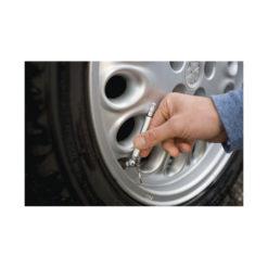"""Medidor pressão pneus """"Camber"""""""