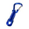 Porta-chaves com LED e mosquetão