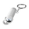 Porta-chaves lanterna e abridor garrafas