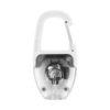 Porta-chaves com luz LED e mosquetão