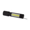 Lanterna compacta com LED 3W e COB lateral