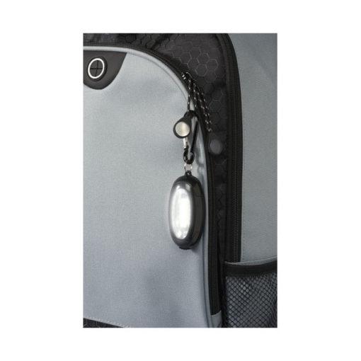 """Porta-chaves mosquetão com luz COB """"Atria"""""""