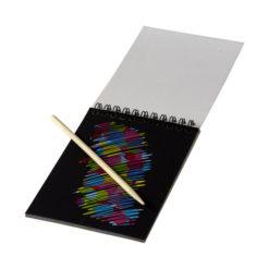 """Carno rabiscos colorido com caneta """"Waynon"""""""