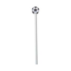"""Lápis com borracha tema futebol """"Goal"""""""