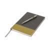 Conjunto oferta com bloco notas e caneta