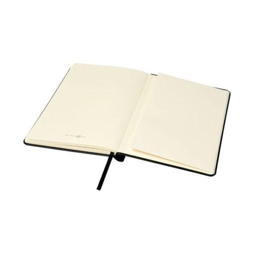 """Bloco notas A5 com espaço caneta na lombada """"Porta"""""""