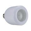 Coluna lâmpada LED Bluetooth®