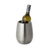 Frappé vinho em aço inoxidável e com pares duplas