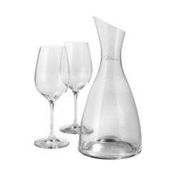 "Jarro com 2 copos vinho ""Prestige"""
