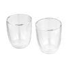 Conjunto 2 copos vidro