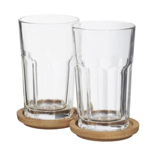 """Conjunto 2 copos 250ml """"Linn"""""""