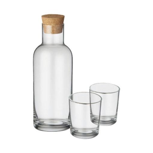 """Conjunto jarra e copo """"Lane"""""""