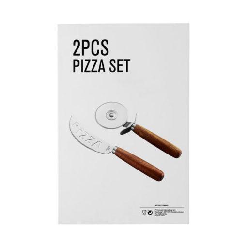 """Conjunto pizza 2 peças """"Nantes"""""""