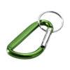 Porta-chaves com mosquetão