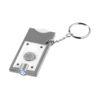 Porta-chaves LED e porta-moeda