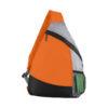 Saco triangular com bolso re