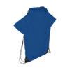 Saco cordões com forma t-shirt