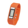 Relógio ativida com pedómetro e frequência cardiaca