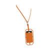 Fita pescoço cartões RFID em silicone