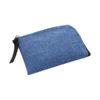 Bolsa cartões com bloqueador RFID - azul