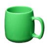 Caneca plástico clássica 300 ml - verde