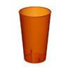 Copo 375 ml Arena - laranja
