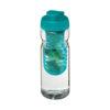 Garrafa 650 ml H2O Base® - transparente