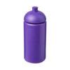 Garrafa 500 ml Baseline® Plus grip - roxo