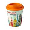 Copo 250 ml Brite-Americano® Espresso - laranja