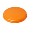 "Disco voador plástico médio ""Cruz"" - laranja"