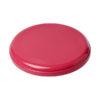 "Disco voador plástico médio ""Cruz"" - rosa"