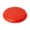 """Disco voador plástico médio """"Cruz"""" - vermelho"""