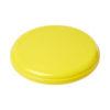 """Disco voador plástico médio """"Cruz"""" - amarelo"""