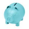 """Mealheiro porco pequeno """"Oink"""" - azul"""