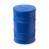 """Mealheiro em forma barril petróleo """"Banc"""" - azul"""