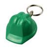 """Porta-chaves em forma capacete """"Kolt"""" - verde"""