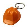 "Porta-chaves em forma capacete ""Kolt"" - laranja"