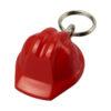 """Porta-chaves em forma capacete """"Kolt"""" - vermelho"""