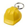 "Porta-chaves em forma capacete ""Kolt"" - amarelo"