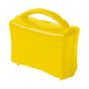 Lancheira júnior Stubi - amarelo