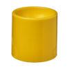 """Copo ovo em plástico """"Edie"""" - amarelo"""