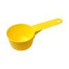 """Medidor plástico 100 ml """"Chefz"""" - amarelo"""