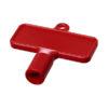 Chave multi-ferramentas universal retangular Maximilian - vermelho
