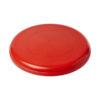 """Disco voador cão em plástico """"Max"""" - vermelho"""
