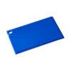 """Raspador gelo com tamanho cartão crédito """"Coro"""" - azul"""